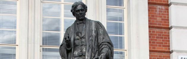 Michael Faraday, le père du premier moteur électrique (1791-1867)