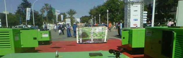 Inmesol, présent à la 47e Foire Internationale d'Alger