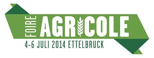 Foire agricole Ettelbruck Luxembourg 2014
