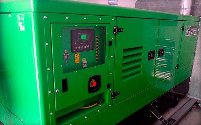Groupe électrogène de secours modèle II165