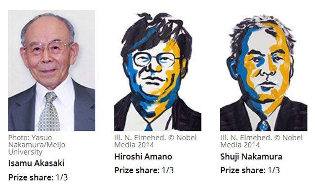 Prix Nobel de Physique