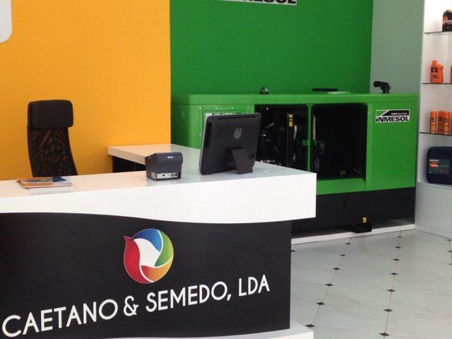Ce showroom, situé dans les installations de NGRC