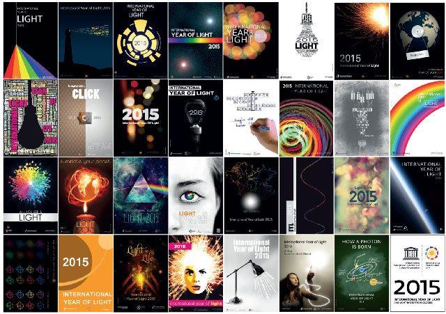 Carte postale créée par les étudiants de la Offenburg University