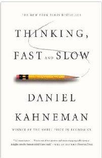 Système 1, Système 2 - Les deux vitesses de la pensée, de Daniel Kahneman