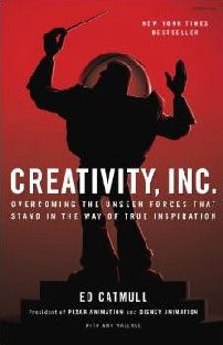 Creativity, INC., de Ed Catmull