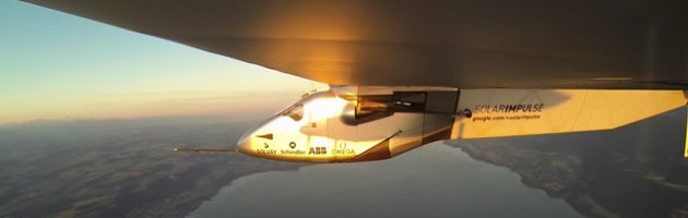 Solar Impulse 2, le premier avion solaire à entreprendre le tour du monde sans carburant