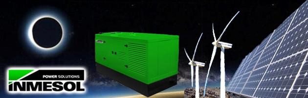 Les groupes électrogènes garantissent l'approvisionnement en électricité pendant les éclipses solaires