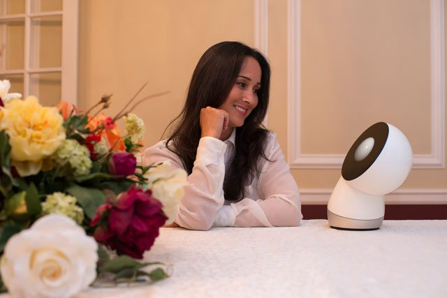 Cynthia Breazeal, fondatrice de Jibo et spécialiste de la robotique