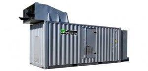 conteneur de groupe électrogène super-insonorisé IT-1010