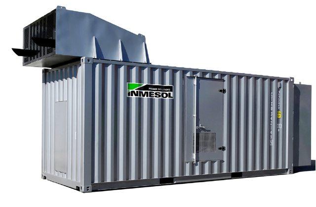 conteneur de groupe électrogène IT-1010