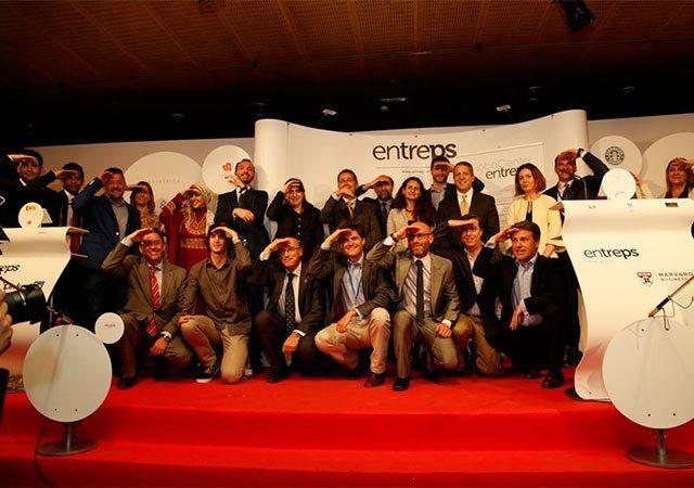 Les lauréats des Entreps Awards 2015