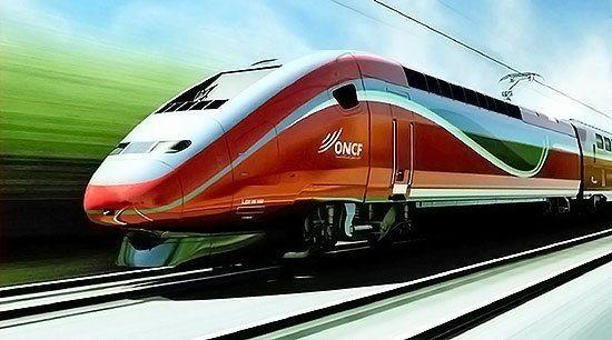Train à grande vitesse ONCF