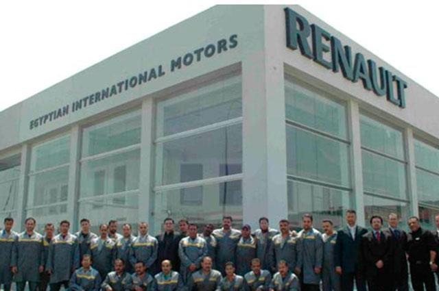 EIM est l'importateur exclusif et officiel de Renault pour l'Egypte depuis 1979