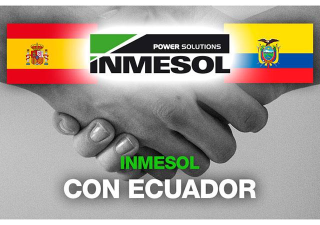 Inmesol, avec le peuple équatorien