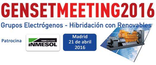 Inmesol était l'un des sponsors de cet important événement organisé par Energética XXI