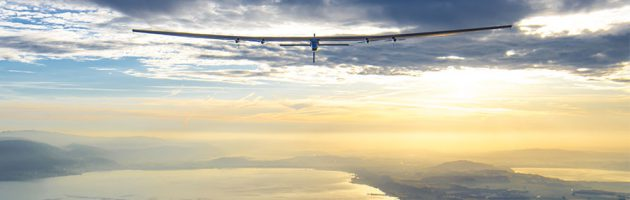 Solar Impulse 2 New York Sevilla
