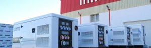 Groupes électrogènes de la Gamme Rental (location) d'INMESOL