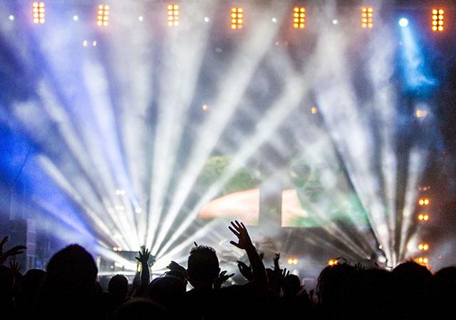 Groupes électrogènes - spectacles, des événements et promotions - Photo : Daniel Robert