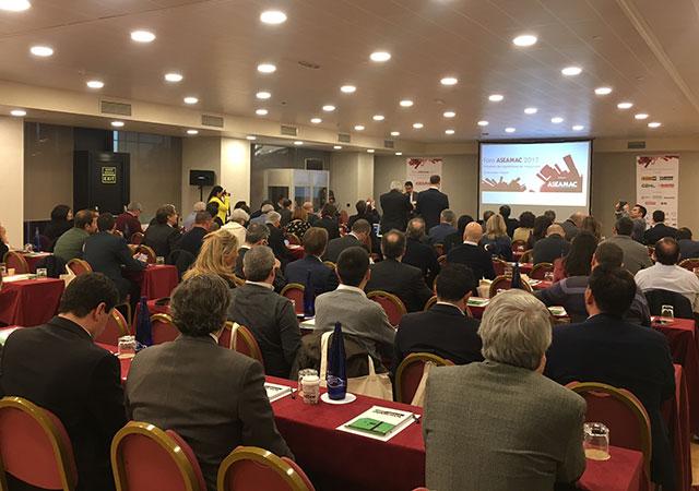 Une des conférences du Forum ASEAMAC 2017