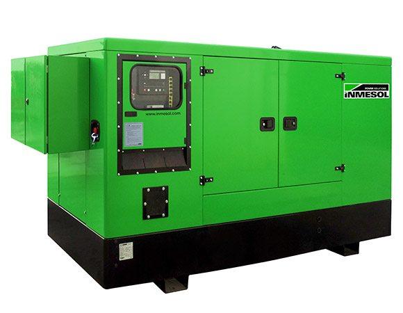 Le groupe électrogène de secours INMESOL modèle II-110
