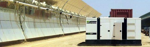 Groupe électrogène de secours INMESOL modèle IVR-440