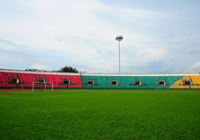 Le stade Alphonse Massemba-Débat