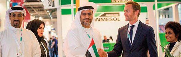 MEE 2018 Organisé par le Ministère de l'Énergie des Emirats Arabes Unis
