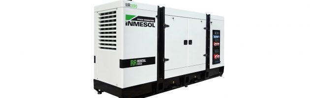 INMESOL lance sa série de groupes électrogènes Rental (location) ultra silencieux